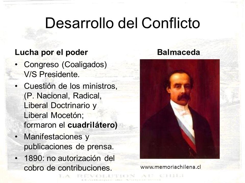 Desarrollo del Conflicto Factor Psicologico Clausura de sesiones extraordinarias del congreso.