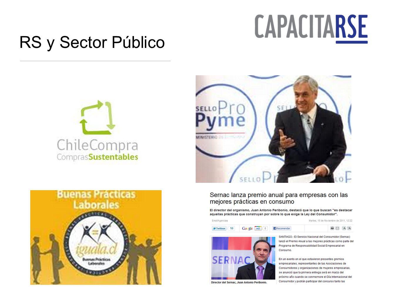 RS y Sector Público
