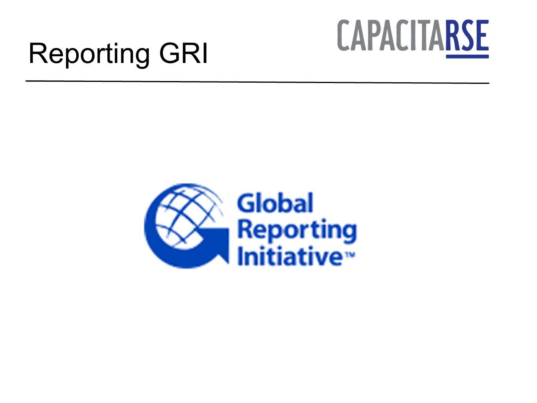 Reporting GRI