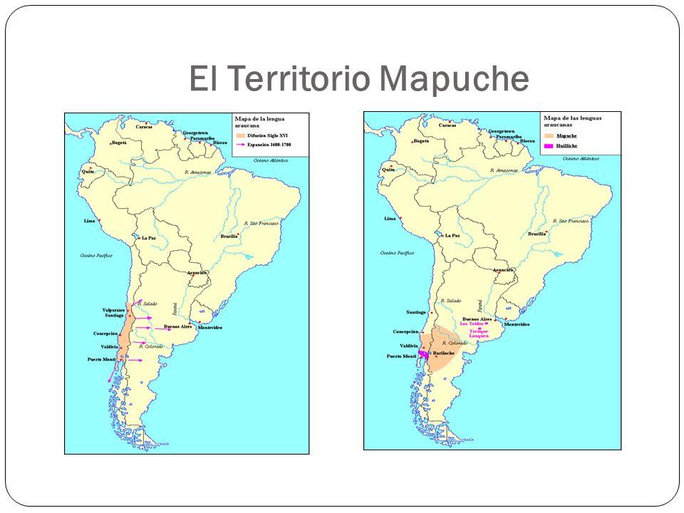 El Territorio Mapuche