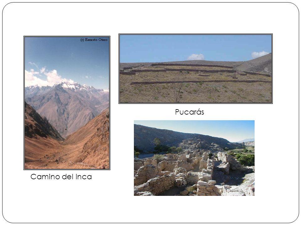 Camino del Inca Pucarás