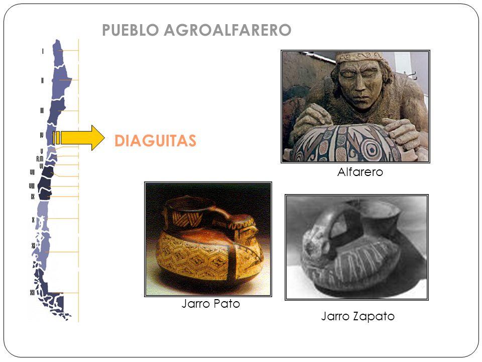 DIAGUITAS PUEBLO AGROALFARERO Jarro Pato Alfarero Jarro Zapato