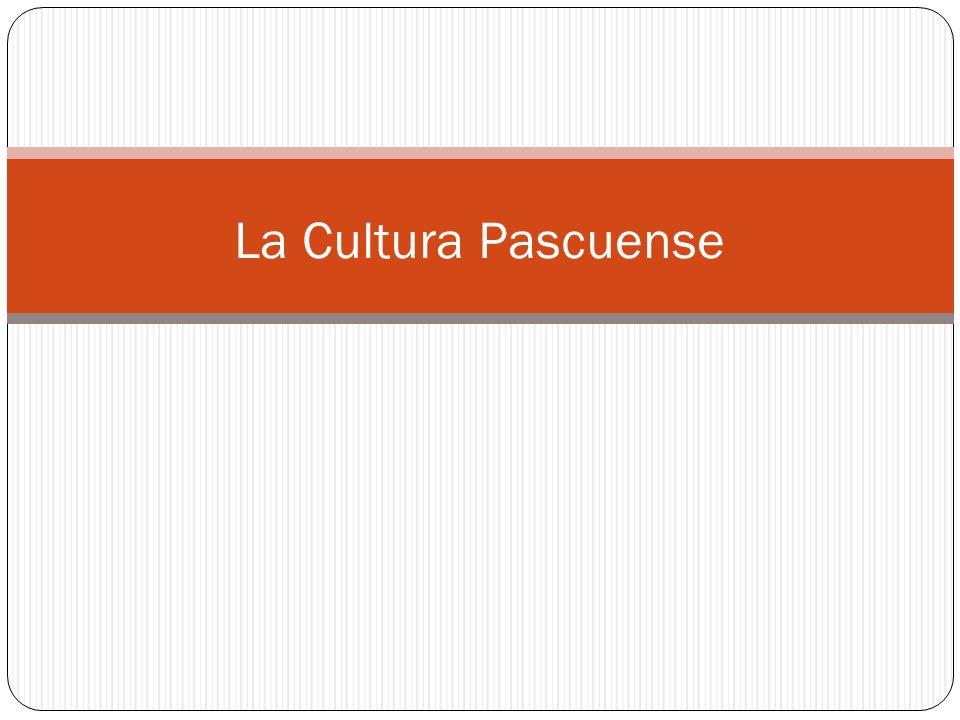 La Cultura Pascuense