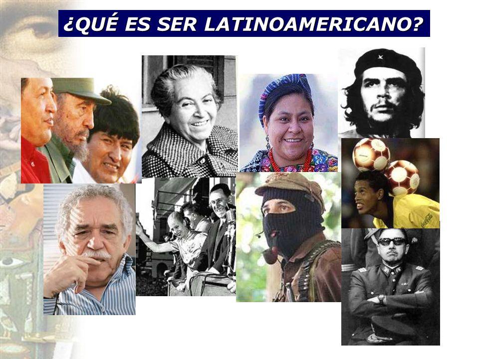 ¿Cómo se define Latinoamérica?: Geográficamente Comprende todos los países al sur del Río Grande = 33 países y 5 dependencias europeas.