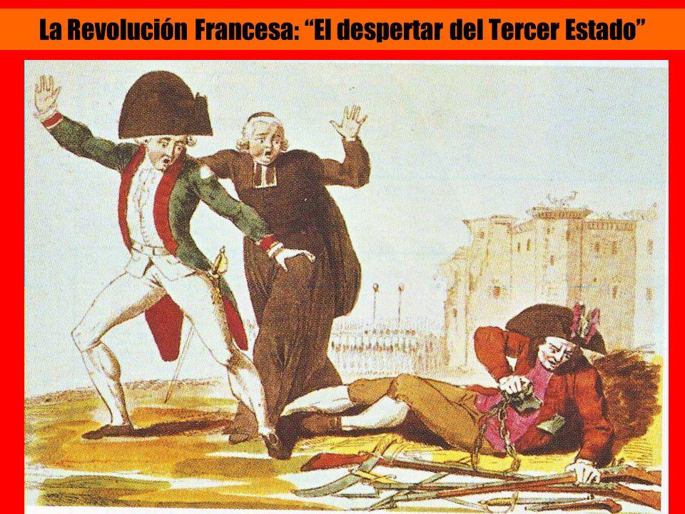 La Revolución Francesa: El despertar del Tercer Estado