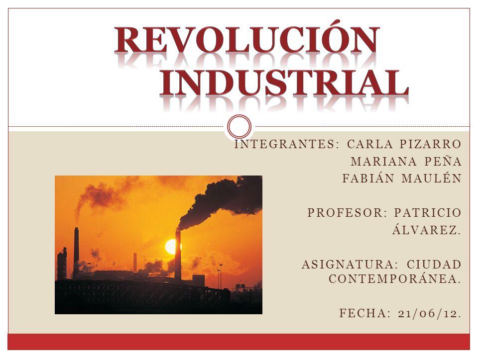Serie de condiciones adecuadas que se dan para que se produzca en un lugar determinado toda la serie de sucesos que nos llevan a la industrialización.
