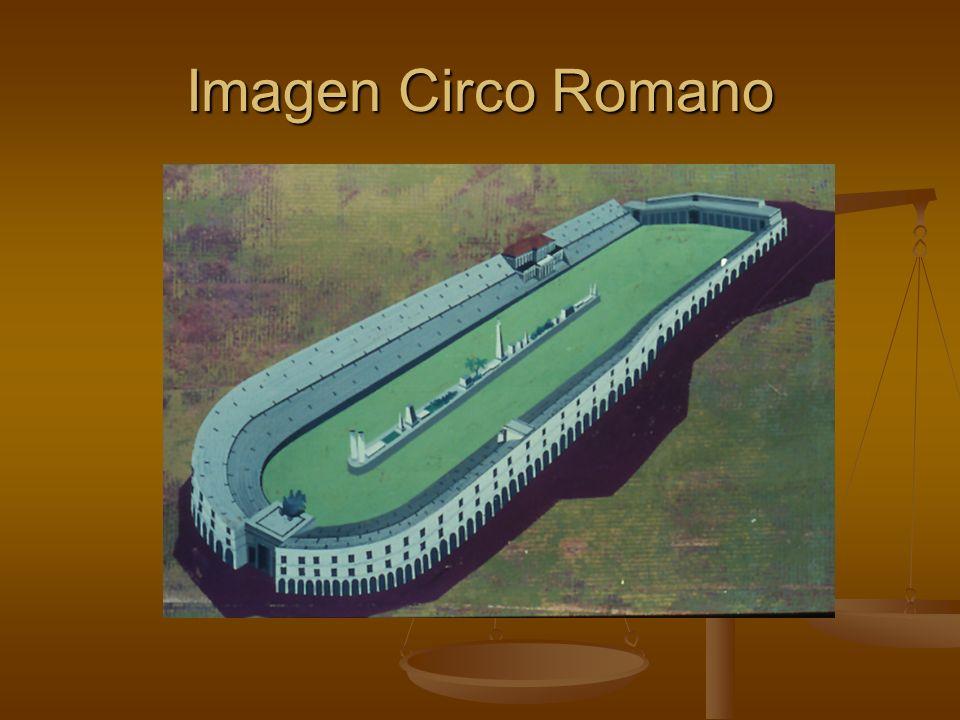 Imagen Circo Romano