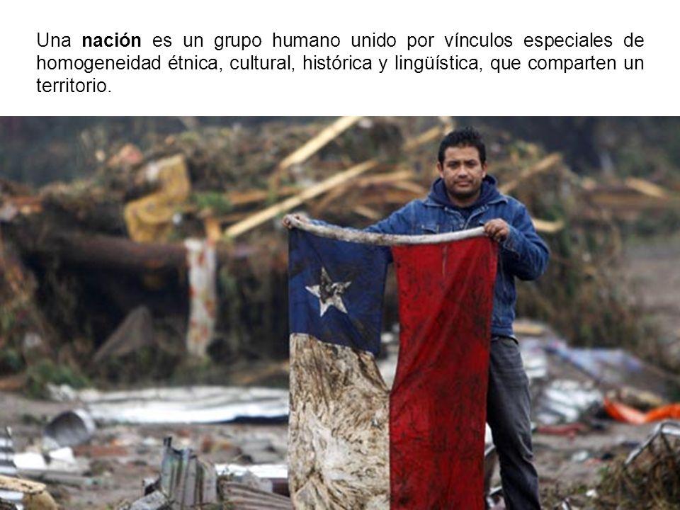 ¿Quiénes son chilenos.