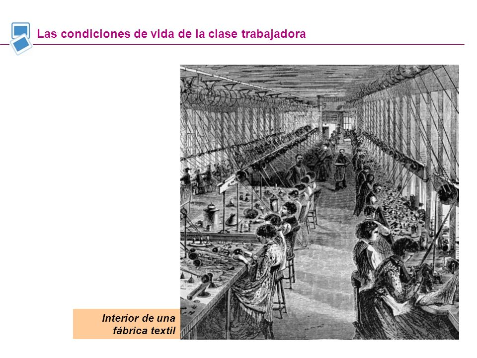 Diferencias entre la forma de organización de un taller artesano y de una fábrica moderna