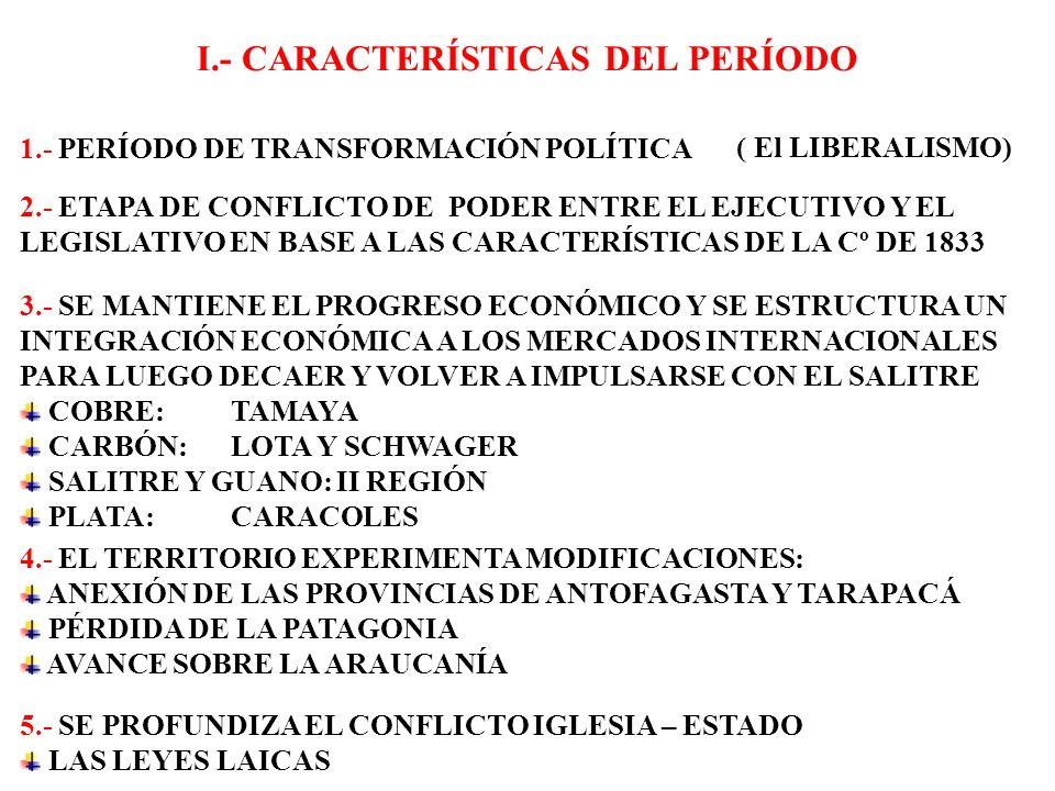 II.- ANÁLISIS DE LAS ESTRUCTURAS DE PODER B.- EL CONTEXTO POLÍTICO B.4.