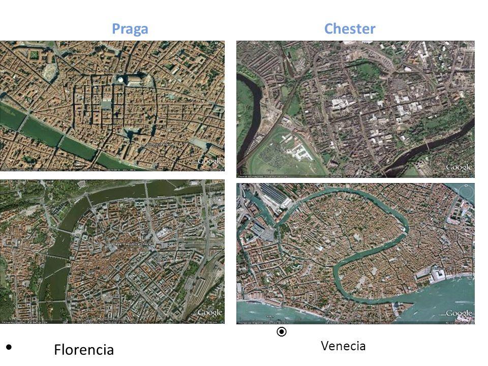Florencia Venecia Praga Chester