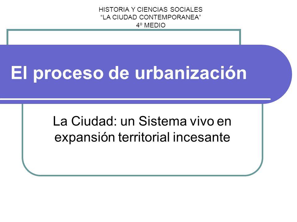 En el origen de un asentamiento humano urbano se conjugan diversos factores, humanos y físicos, que a su vez condicionarán el aspecto exterior del asentamiento.