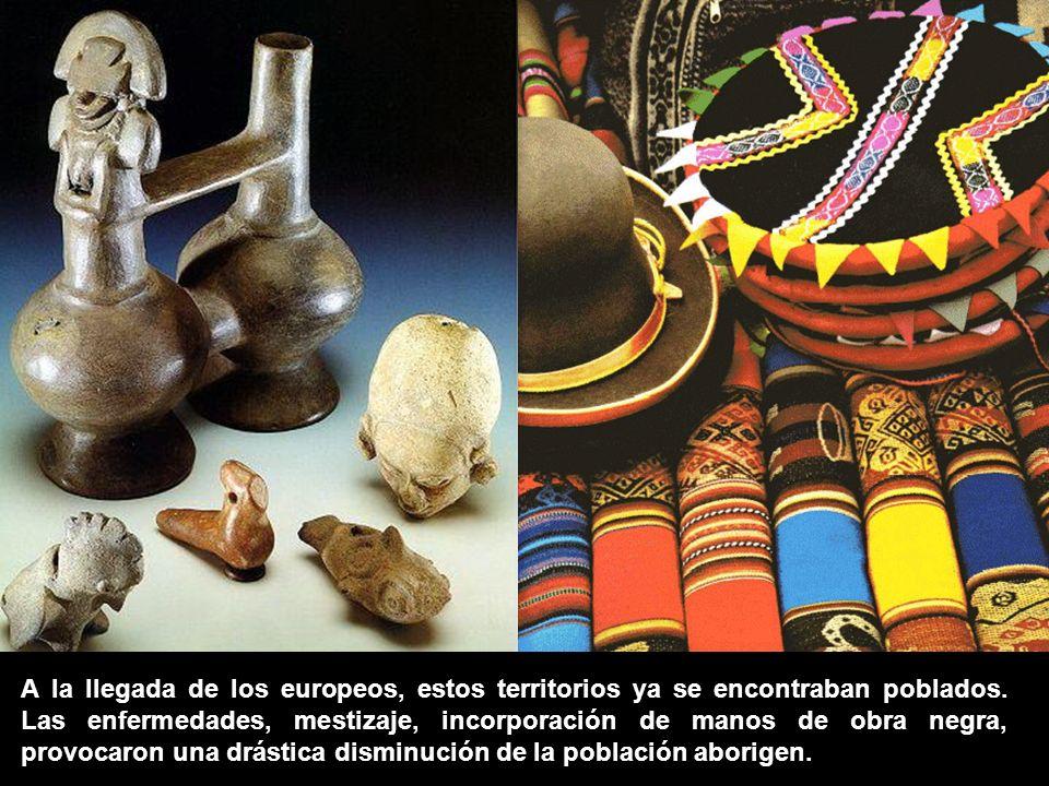 El mayor porcentaje de la población latinoamericana es MESTIZA.