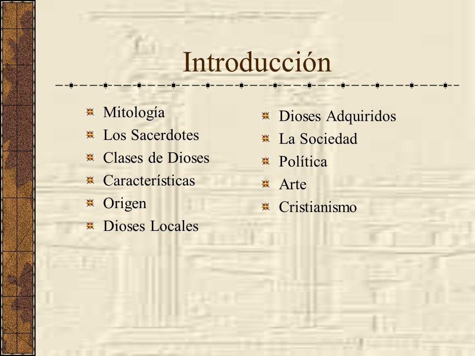 La religión siempre ha estado presente en la política romana.