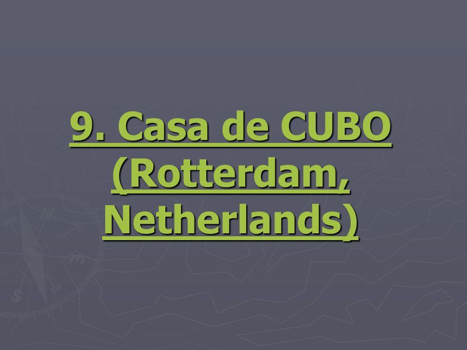 9. Casa de CUBO (Rotterdam, Netherlands) 9. Casa de CUBO (Rotterdam, Netherlands)