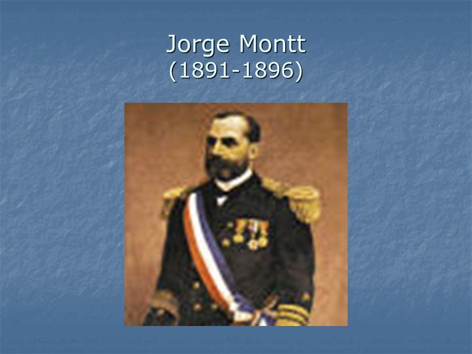 Jorge Montt (1891-1896)