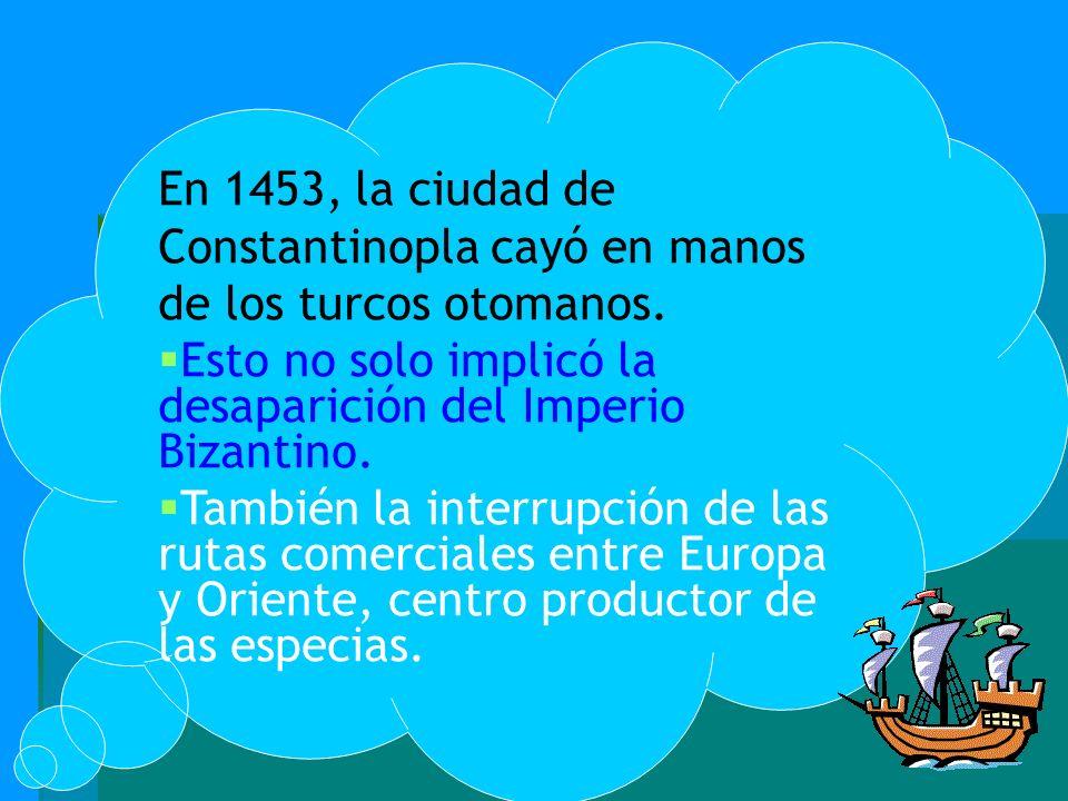 Primer Viaje de Colón.