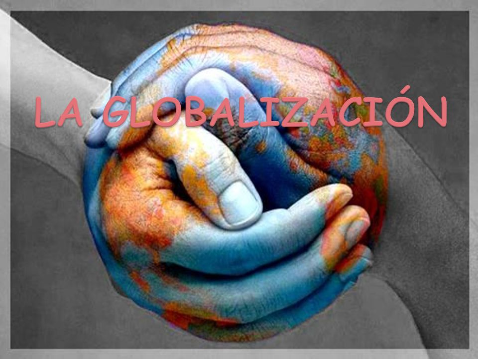 RAMIRO M.Julián. La globalización: sus efectos y bondades.