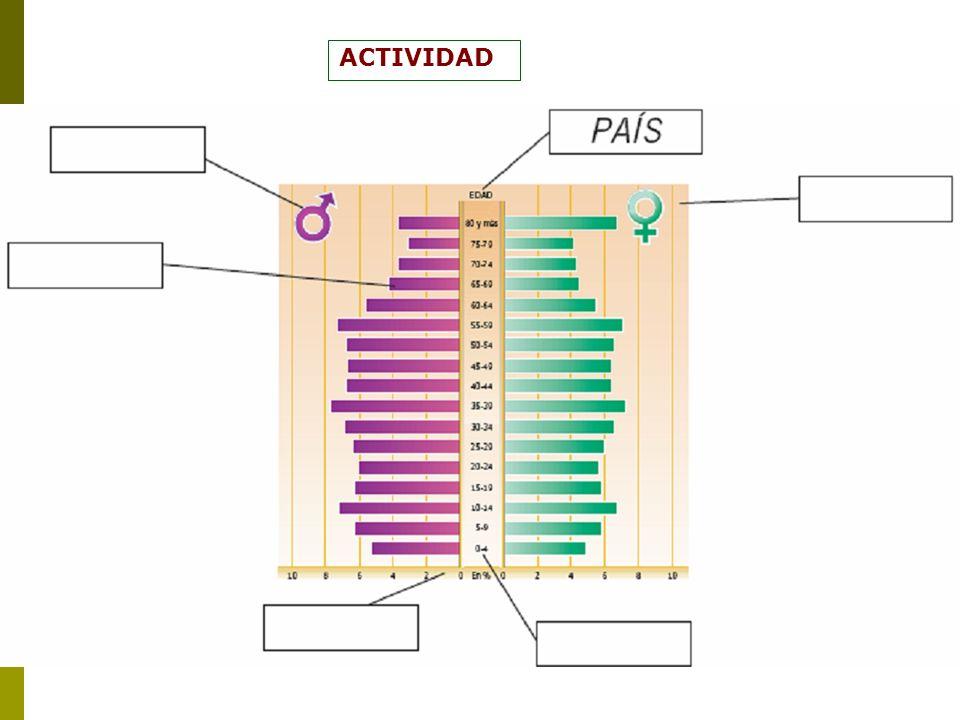 Población activa La que está en edad (16-64 años) y disponibilidad para trabajar.