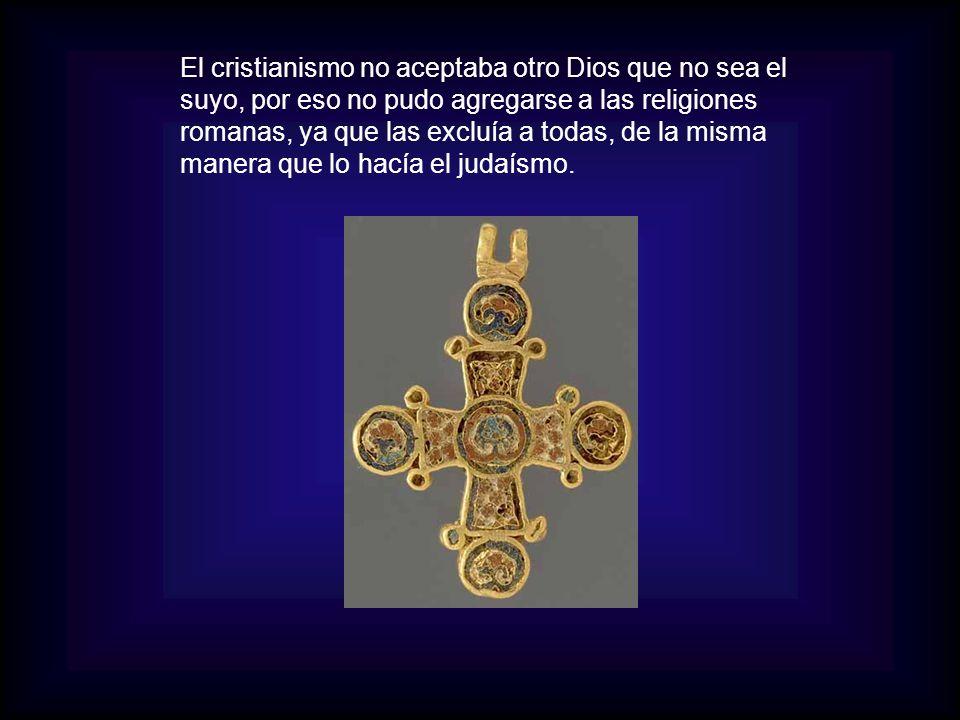 Nerón, fue uno de los emperadores que más se ensañó con los cristianos, que no adoraban a los dioses locales, y se negaban a reconocer al emperador como un ser divinizado.
