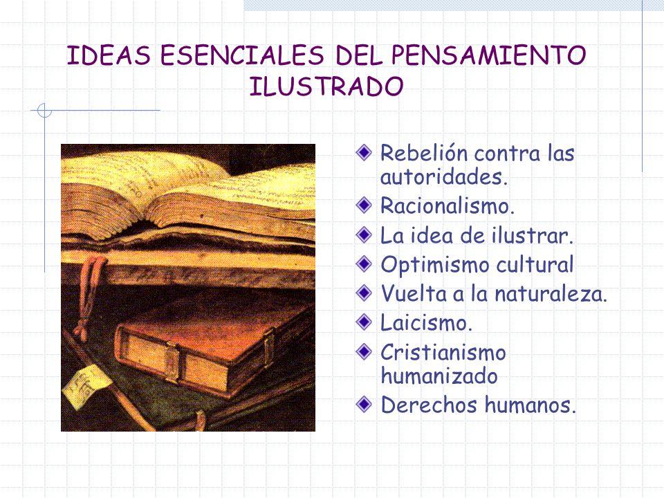 LITERATURA DE LA ILUSTRACIÓN La literatura del Siglo de las luces fue una literatura de ideas donde el YO adquirió un enorme protagonismo.