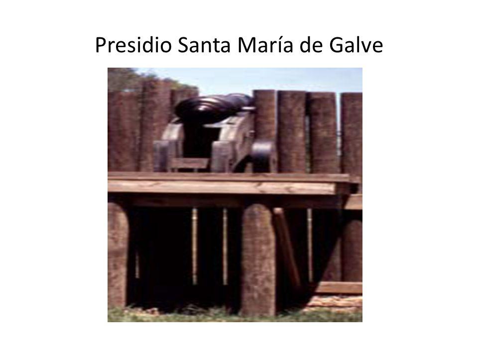 Presidio Santa María de Galve
