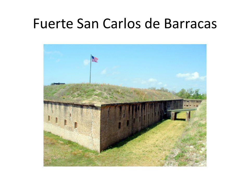 Fuerte San Carlos de Barracas
