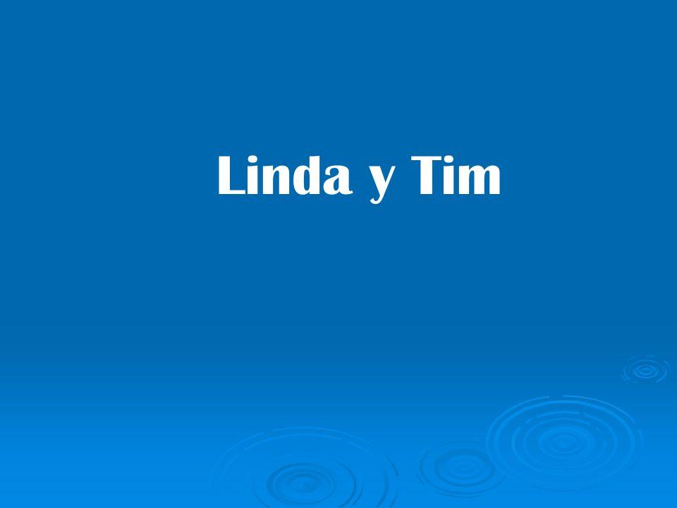 Linda y Tim