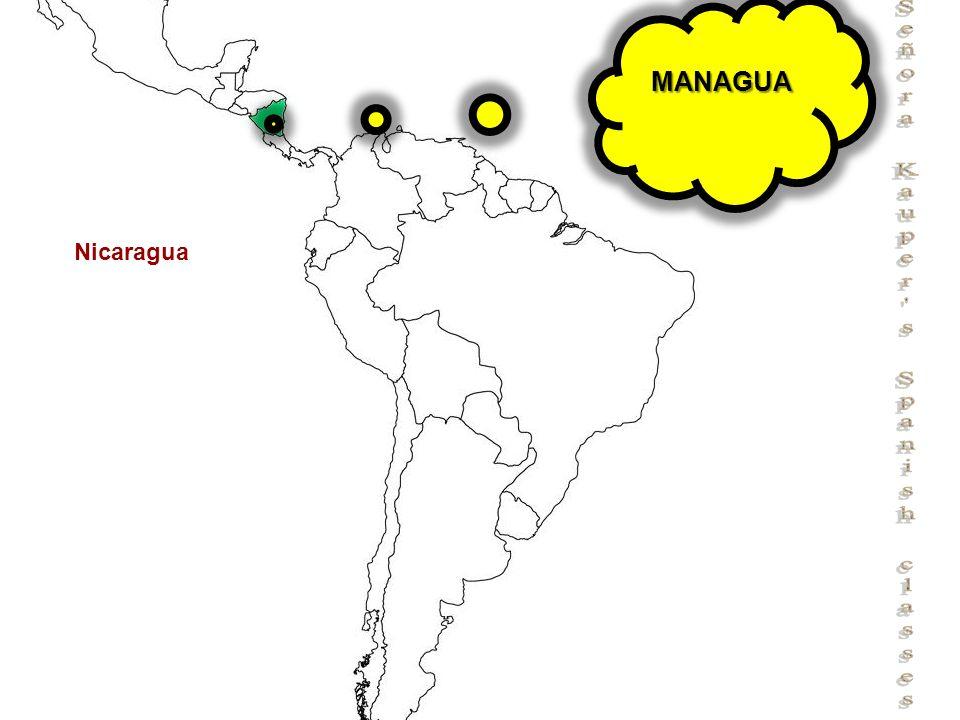 Señora Kauper s Spanish classes Nicaragua MANAGUA