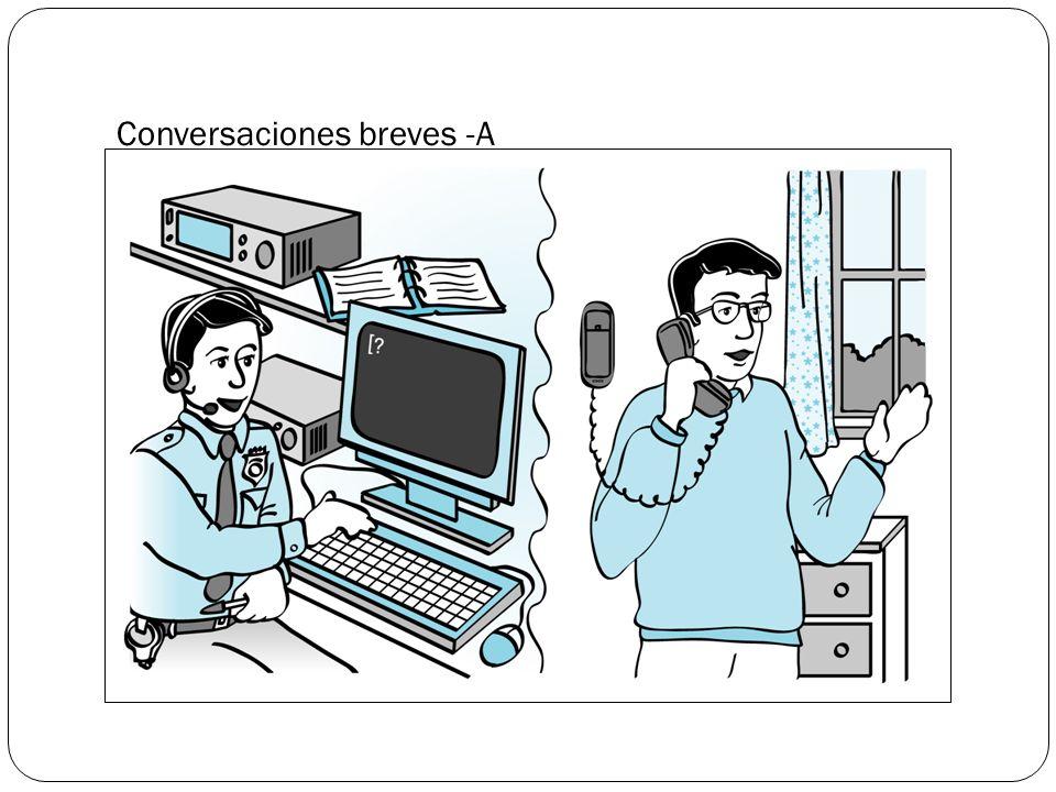 Conversaciones breves -A