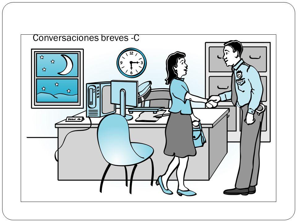 Conversaciones breves -C