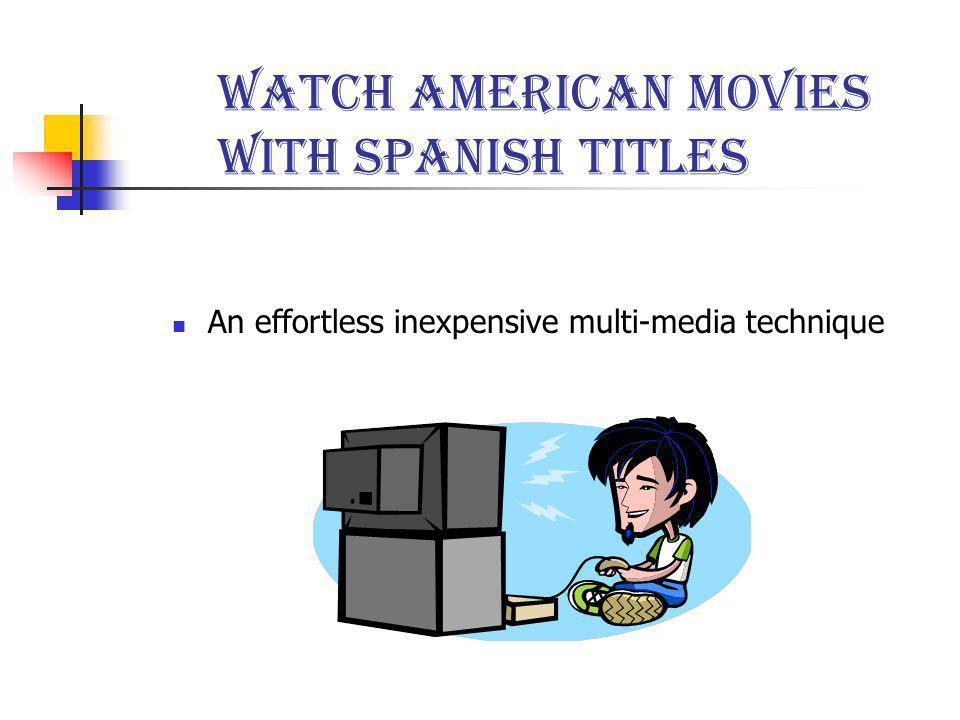 Project I Due: September 07, 2007 Brochure: Porque estudias Español.