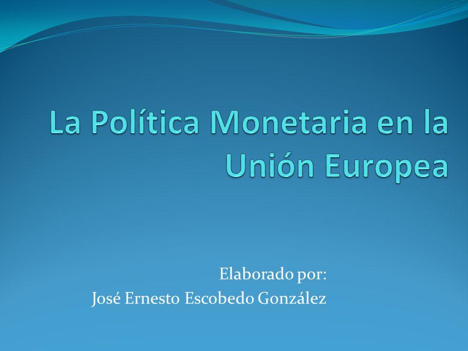 Elaborado por: José Ernesto Escobedo González