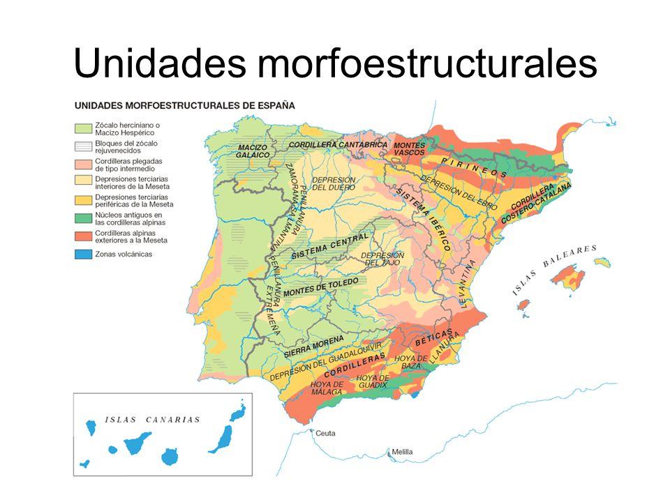 4.Las cordilleras exteriores de la Meseta 4.a Los Pirineos 4.a.1.