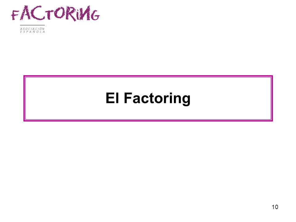 10 El Factoring