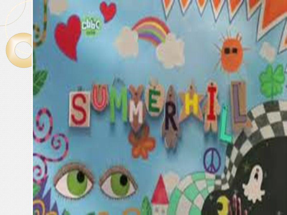 ¿ Qué es Summerhill?