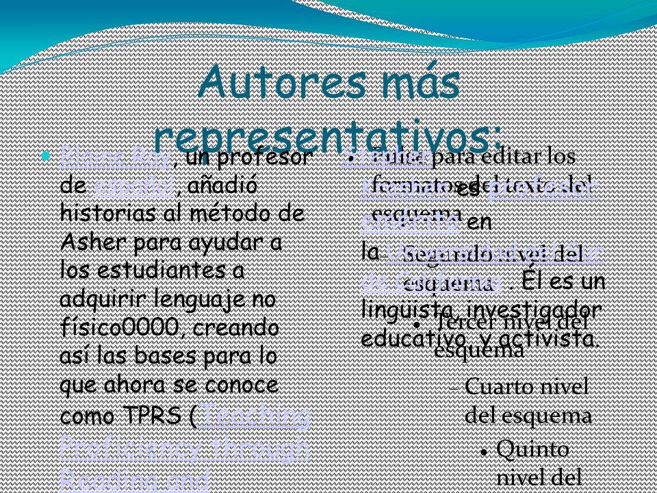 Destinatarios: Este método está dirigido para niños y adultos y puede ser utilizado como alternativa para enseñar a estudiantes con dixlesia o algún problema relacionado con el aprendizaje.