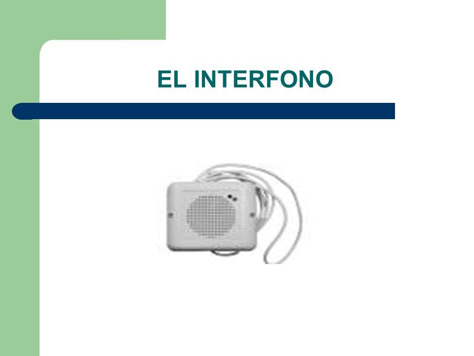 EL INTERFONO
