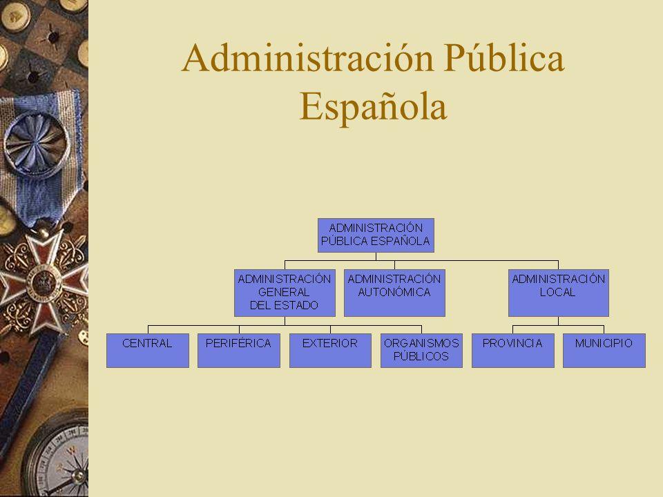 Administración Pública Española