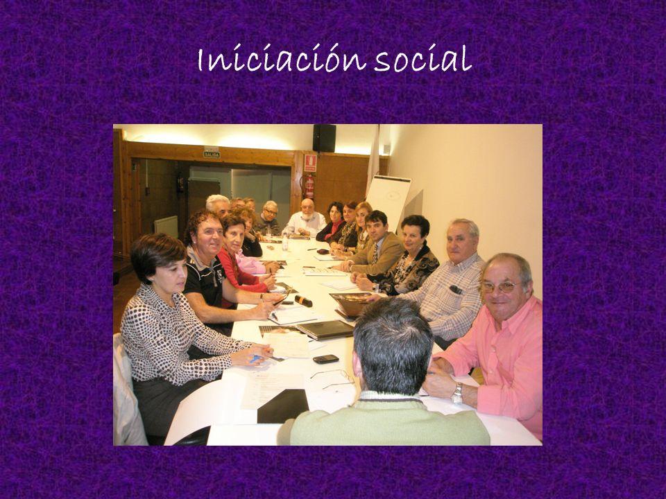 Iniciación social