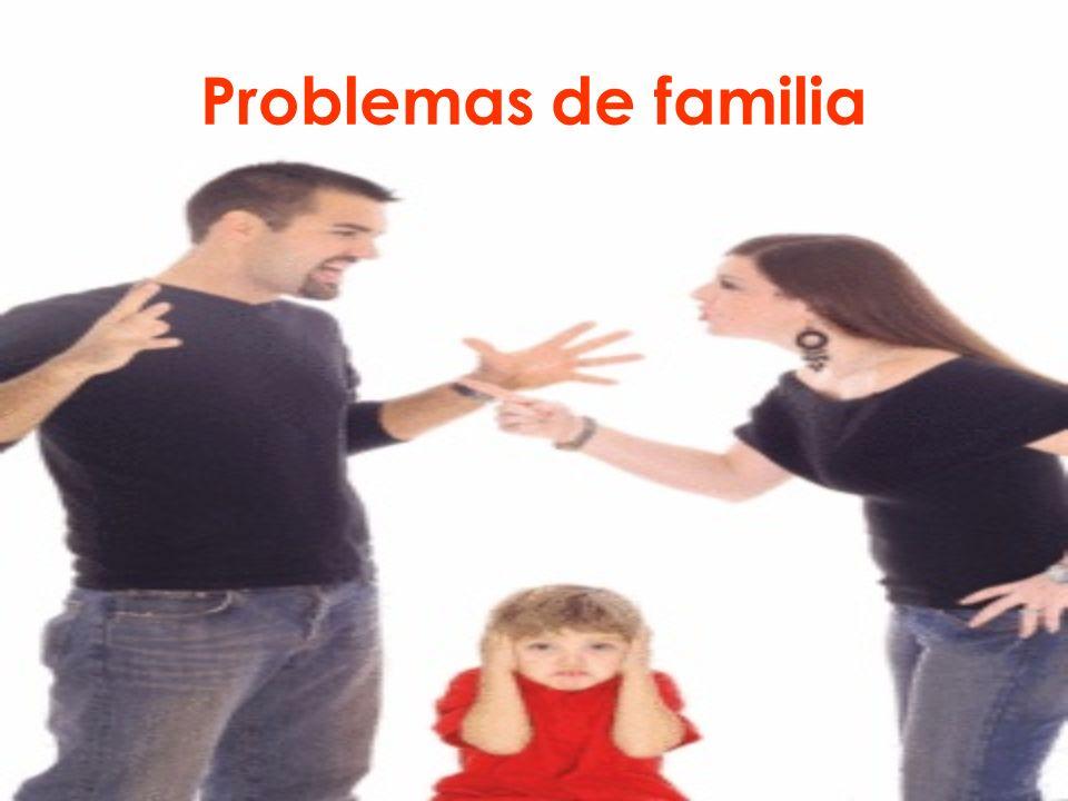 Problemas de familia