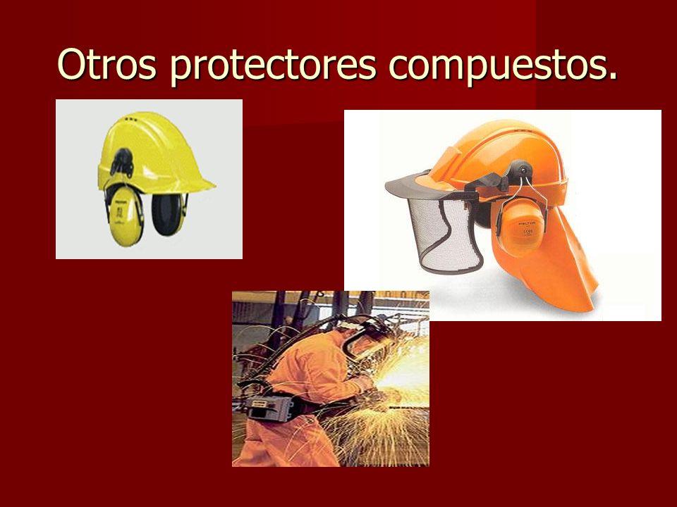 Otros protectores compuestos.
