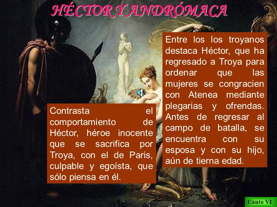 DIOMEDES Entre los aqueos destaca Diomedes, que incluso es capaz de hacer huir a los mismísimos dioses Ares y Afrodita. Canto V