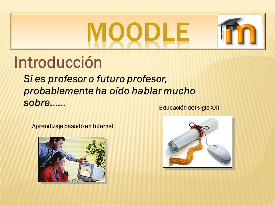 Introducción Si es profesor o futuro profesor, probablemente ha oído hablar mucho sobre...... Educación del siglo XXI Aprendizaje basado en Internet
