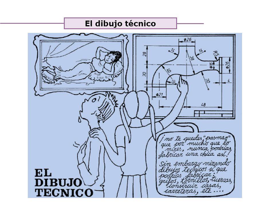 Unidad 4. Expresión y comunicación de ideas El dibujo técnico