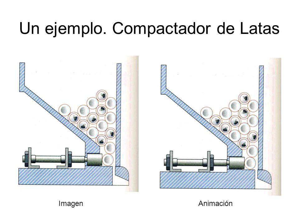 Un ejemplo. Compactador de Latas AnimaciónImagen