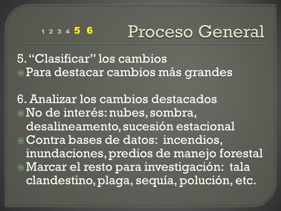 Preparar - definir metas: Identificar gran cambios en bosque / selva en el estado de Puebla Imágenes 1990-2009, intervalos de 5 y 10 años, invierno preferable Usar datos y herramientas gratis si posible
