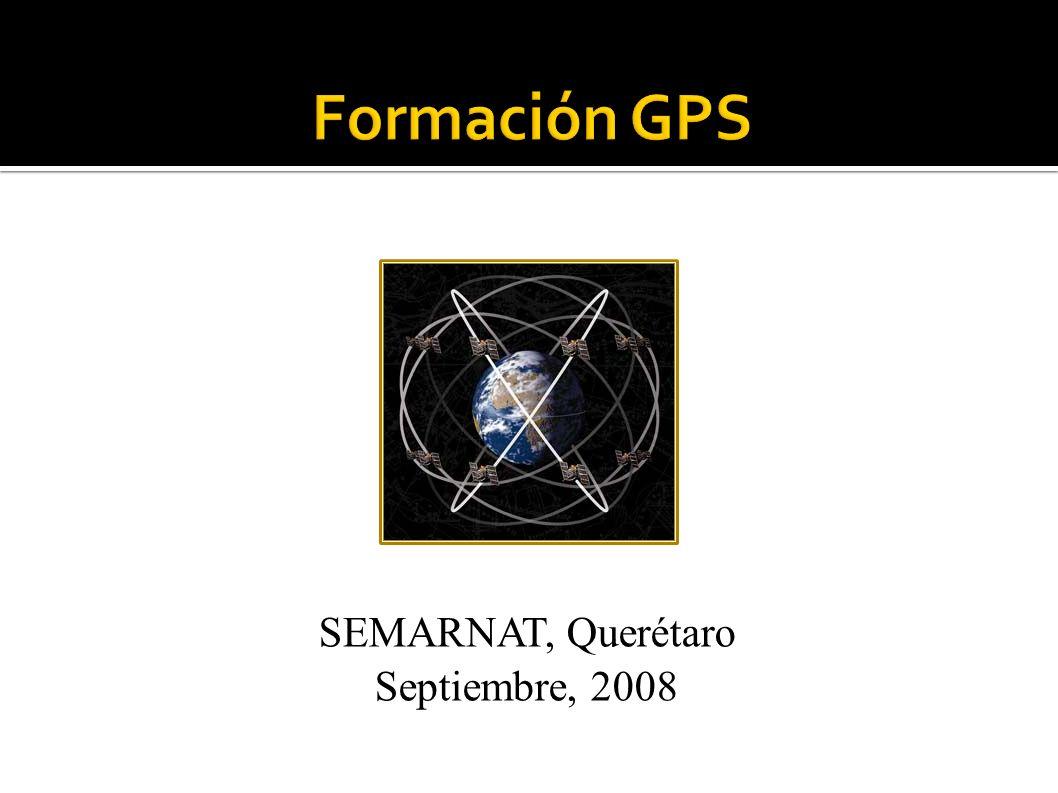 SEMARNAT, Querétaro Septiembre, 2008