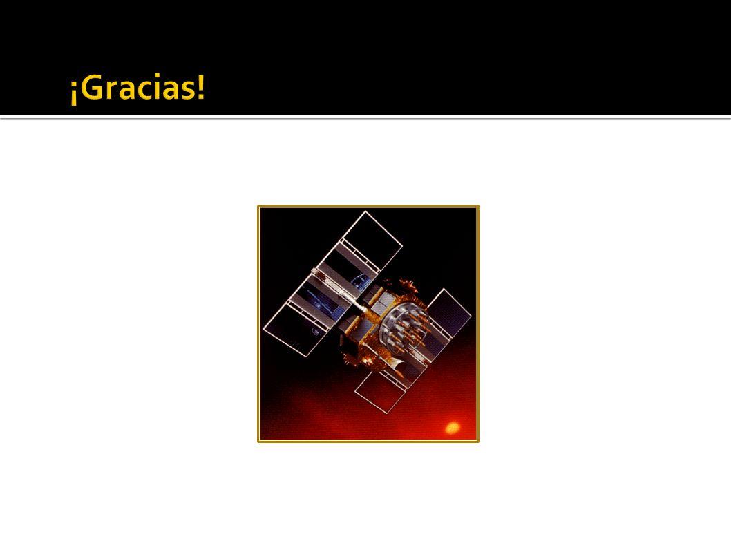 Un dispositivo de Global Positioning System Es una computadora pequeña y especializada Tiene un radio receptor de satélites del sistema GPS Hay ~30 satélites distante en NAVSTAR de EE.UU.