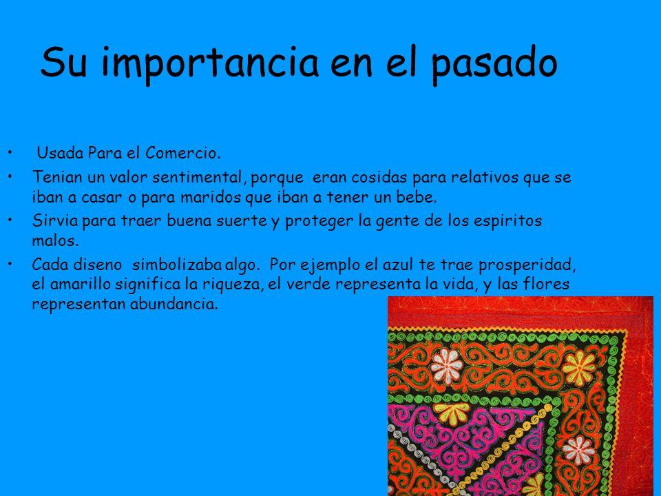 Su Importancia hoydia Estamos viviendo en el siglo 21, y las tapices siguen siendo de mucha importancia para los Kazajos.